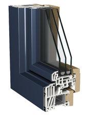 Lignatec Classic-line KAB (Holz–Kunststoff)