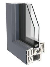 Top 72 Nova-line KAB (Kunststoff-Aluminium)