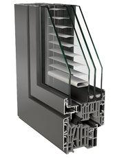 FIN-Project Twin-line Classic (Aluminium)