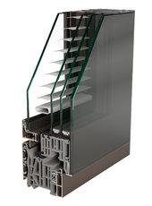 FIN-Project Twin-line Classic Cristal (Aluminium)