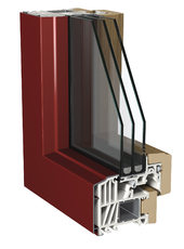Lignatec Nova-line KAB (Holz–Kunststoff)