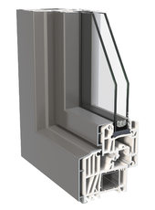 Top 72 Step-line KAB (Kunststoff-Aluminium)