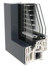 Top 90 Twin-line Nova KAB (Kunststoff-Aluminium)